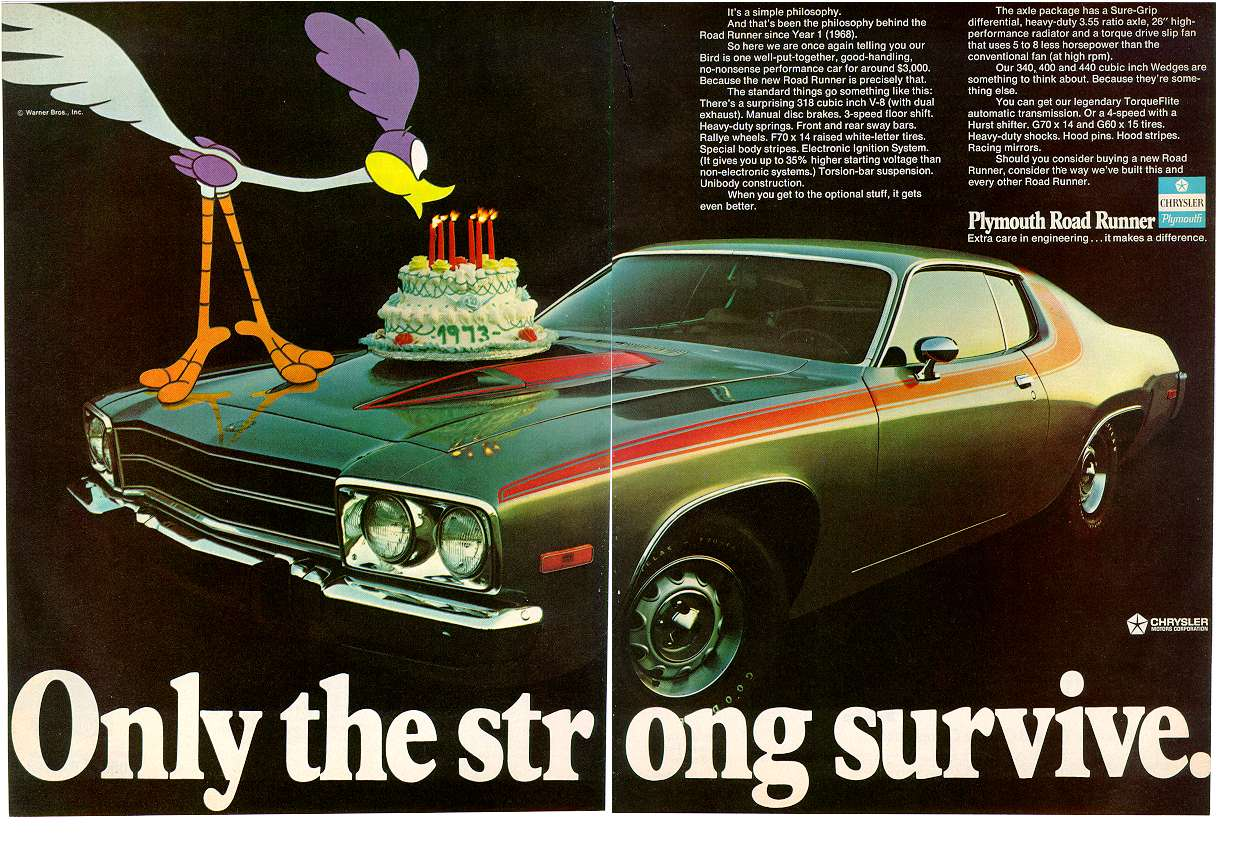 Old Car Ads For A Bodies Only Mopar Forum